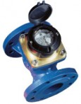 Multi−Jet and Helix Woltmann Water Meters