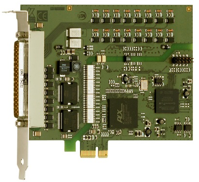 PCI Express Data Acquisition Boards − Digital I/O