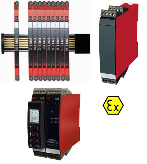 Trip Amps, Signal Converters and Isolators