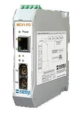 MCV1 - FO Ethernet Fiber optics
