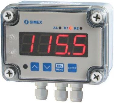SRT-N118 Temperature Meter