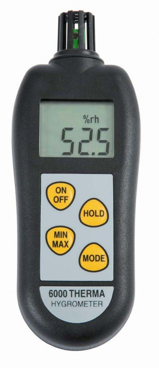 Therma-Hygrometer with Integrated Probe