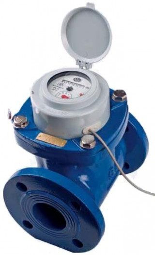 Omega Water Meters for cold water.