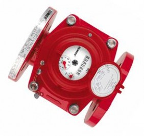 Woltmann Helix Hot Water Meter