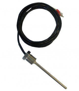 "PT100 Sensor with ½"" BSP Thread"
