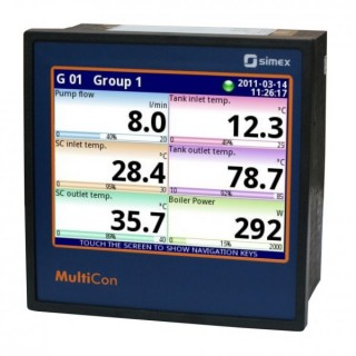 CMC-99 Multichannel Display/Logger