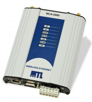 WLN-2000 Series Industrial Wireless Ethernet Range