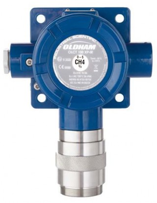 OLCT100 Fixed Gas Detector.