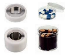 Sample Holders and Disposable Sample Containers