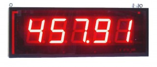 SWS-W510 Large Digit Panel Indicator