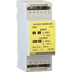 TM2U - AC Voltage Isolated Transducer - RMS