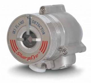 SharpEye Flame Detector.