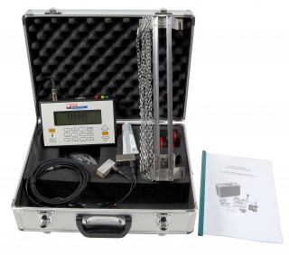 Precision 190LT Time of Flight Portable Clamp On Ultrasonic Flowmeter