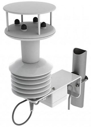 Customised MetPak Weather Station