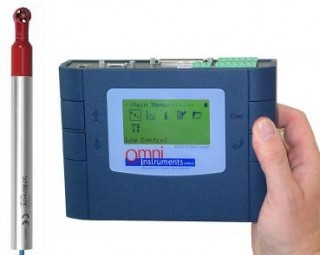 Portable Handheld Flow Meter Hire for Air Flow Measurement