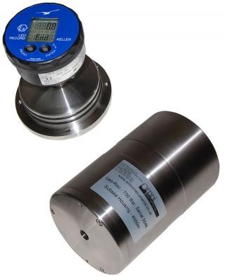 Subsea Pressure and Temperature Logger