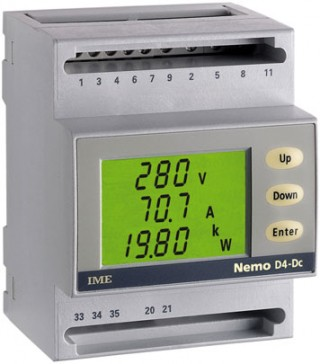 Nemo D4-DC Multi-Function DC Power Meter