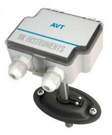 AVT Air Velocity and Temperature Transmitter