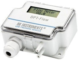 DPT Flow Meter for Fan Control