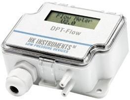 DPT Flow Meter for Fan Control