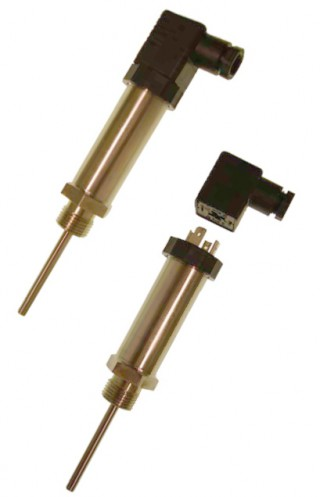 HBS6000 PT100 Sensors with Integral Temperature Transmitters