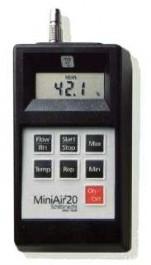 MiniAir20 Eex Portable Vane Anemometer with Display for Hazardous Areas