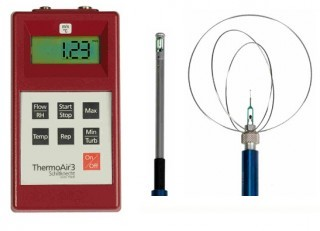 ThermoAir3 Hot Wire Anemometer