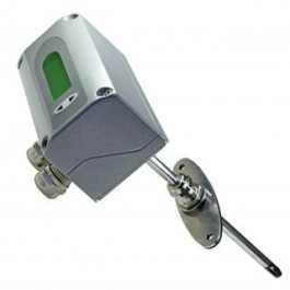 Air / Gas Velocity Transmitter for Industrial Applications