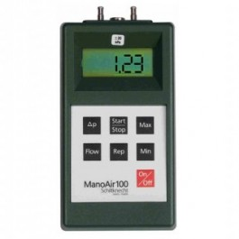 ManoAir 100 Digital Micromanometer