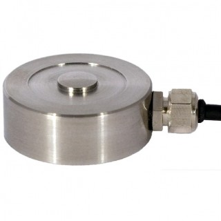 CDFM3 Miniature Low Profile - Compression Load Cell