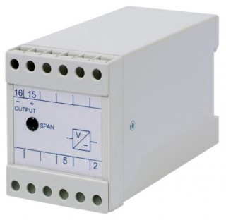 DIN Rail Mounted AC Voltage Transducers