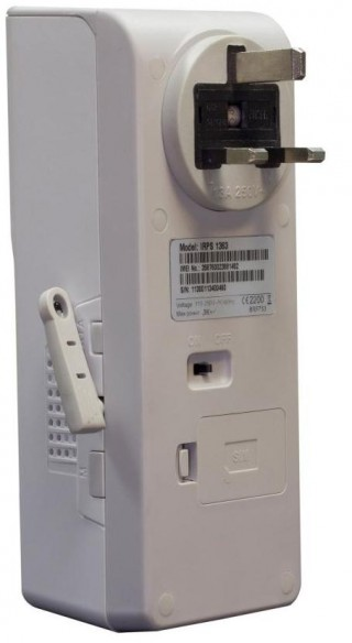 IRPS1363 Remote GSM Controlled Power Socket