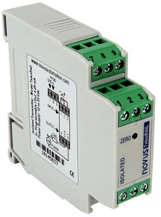 Isolated Temperature Transmitter TxIsoRail