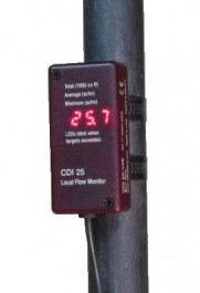 CDI 25 Compressed Air Flow Meter