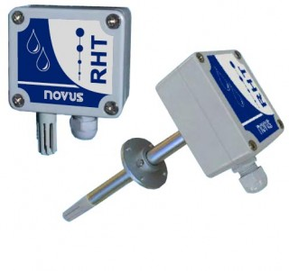 Relative Humidity and Temperature Transmitters RHT-WM and RHT-DM