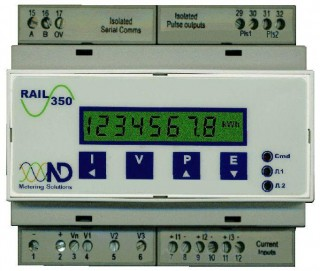 ND-350 Multifunction Meter