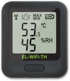 EL-WiFi-TH Wireless Temp & RH Data Logger