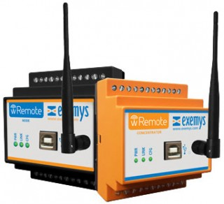 wRemote Wireless Data Acquistion System