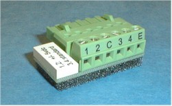 Input Scaling Modules for XR440 Data Logger