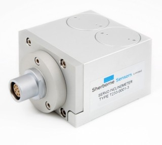 Dual Axis Rugged Servo Inclinometer