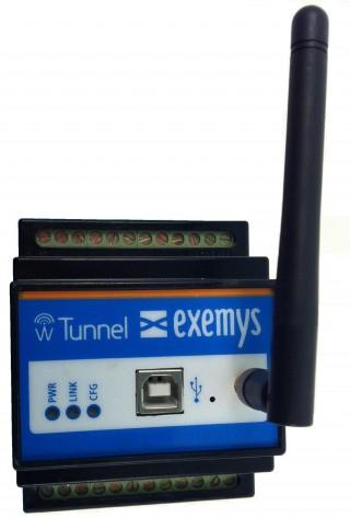 WTunnel 2.4GHz Wireless ZigBee Radio System