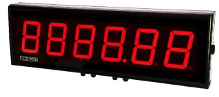 Fusion Series Large Digit Displays