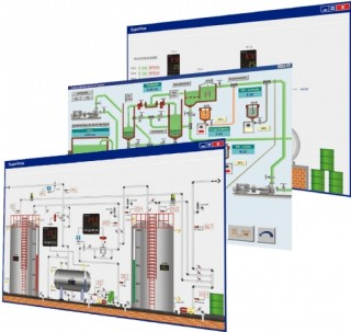 Superview Data Acquisition and SCADA Software