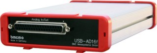 BMCM High-Performance USB  DAQ System - USB-AD16F