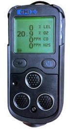 Personal Surveyor (PS200 Series) Portable Gas Detector