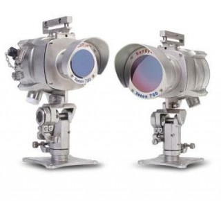 Safeye Xenon 700 Open Path Gas Detection System