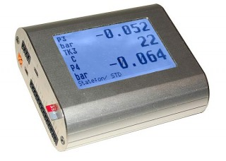 Merlin Data Logger SDL1200