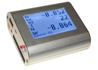 Merlin Data Logger SDL1200