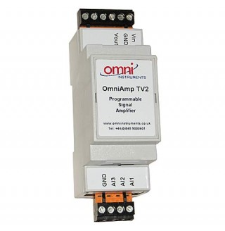 OmniAmp-TV2 Programmable  Amplifier