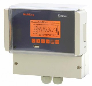 SRD-N16 Wall Mounted Data Logger